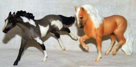 2 - 1999 Breyer Horses  4 inch Stablemates - $12.00