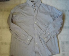 99872aed Eddie Bauer Mens Wrinkle Resistant Dress Shirt Gray Plaid Sz Large Relax...  - · Add to cart · View similar items