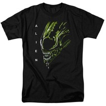 Alien t-shirt retro 70's 80's Sci-Fi horror film Ripley adult graphic tee TCF102 image 1
