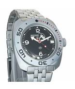 Vostok Amphibian 710634/2416 Militar Ruso Hombre Diver Watch Scuba Dude ... - $65.82