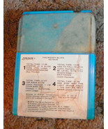 The Moody Blues  Octave   8 Track Cartridge Tape  (RP) - $6.50