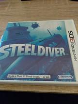 Nintendo 3DS Steel Diver image 1