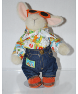 """Hoppy VanderHare Collection """"Hit the Road"""" Bunny & Stand North American ... - $16.99"""