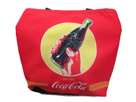Coca Cola Pop-Art Style Tote Bag - BRAND NEW! - $29.45