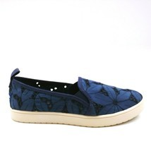 Koolaburra By UGG Womens Amiah Floral Cut Out Sneakers Slip On Blue 6M  - £27.98 GBP