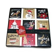 The Holiday Coffee Variety 9 Pack Set - $20.99