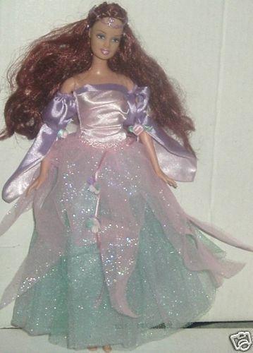 BARBIE Doll TERESA auburn hair w/ gown & head-piece Bonanza