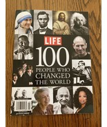 Life Magazine 100 People Who Changed The World 2020 2021 - $8.90
