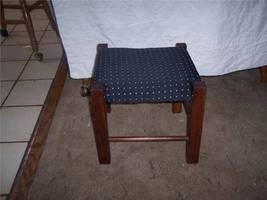 Pine Footstool/Stool - $119.00