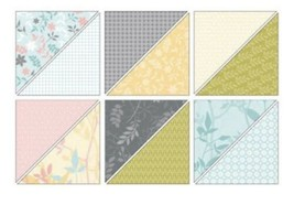 """STAMPIN' UP! """"Walk In The Park"""" 12x12 Designer Series Pack - $14.01"""