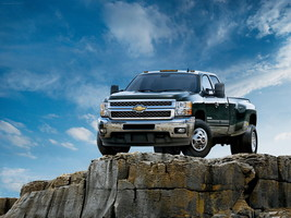 2011 CHEVY SILVERADO HD POSTER | 24 x 36 INCH | AWESOME! - $18.99