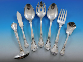 Chantilly by Gorham Sterling Silver Essential Serving Set Large Hostess ... - $391.05