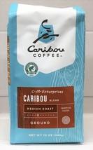 Caribou Coffee Caribou Blend Ground Coffee 12 oz - $10.84