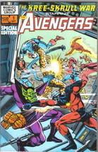 The Kree-Skrull War Avengers Comic Book, Marvel 1983 NM - $3.99