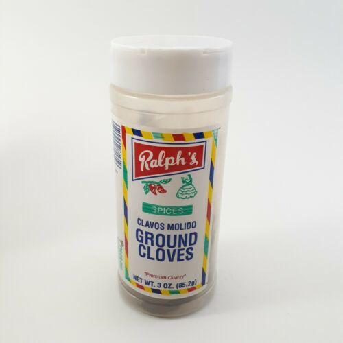 Ground Cloves 3 Oz Ralph's Spices Premium Quality