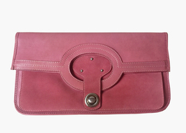 Marc Jacobs - Pink Leather Satchel / Clutch - $125.00