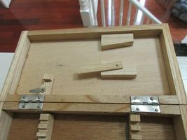 Rx , Pharmacy , Wood Dissecting Kit , Vintage , Incomplete image 5