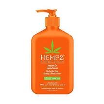 Hempz Yuzu & Starfruit Daily Herbal Moisturizer with SPF 30, 8.5 oz - $14.80