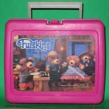 Furskins Hot Pink Lunchbox circa 1986 - $8.00