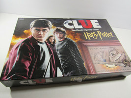 Harry Potter Clue 2016 Mystery Board Game 100% COMPLETE - $29.69