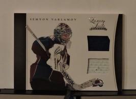 2011-12 Panini Luxury Suites #31 Semyon Varlamov - $3.96