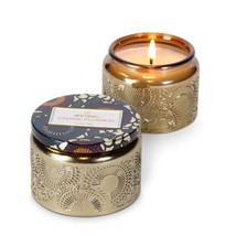 VOLUSPA CRANE FLOWER SMALL JAR CANDLE - 4oz/115gm - $49.95