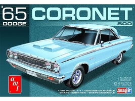 AMT 1:25 Scale 1965 Dodge Coronet (Snap Together) - 1176 - $33.40