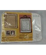 The Creative Circle Serenity Prayer 1614 Kit Sealed - $9.13