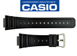Genuine CASIO GW-M5610R GW-5600R G-SHOCK WATCH BAND BLACK RUBBER strap G... - $34.89 CAD