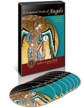 A Scriptural Study of Angels (DVD) by Mike Aquilina and Dr. Richard Bulzacchelli