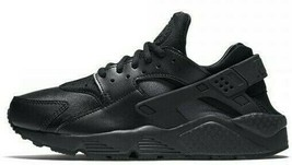 Nike Air Huarache Run Triple Black Size 6 New W/BOX Fast Shipping (634835-012) - $79.55