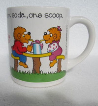 "1980's Princess House ""The Berenstein"" Bears Novelty Collectible Coffee Mug - $11.19"