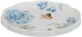 Lenox Butterfly Meadow Assorted Blue Dessert Plates, Set of 4 - $49.50