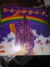 RICHIE BLACKMORE'S RAINBOW Orig 1975 Vinyl LP G/F Polydor PD 6049 RECORD... - $26.93