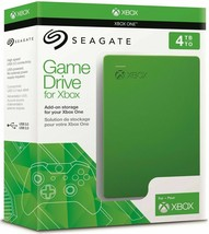 Portable Seagate Game Drive for Xbox One Size 4TB STEA4000402) Factory S... - $199.59
