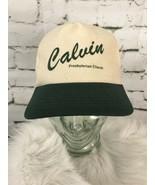 Calvin Presbyterian Church SnapBack Ball Cap Men's Hat - $14.84