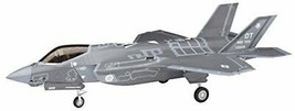 *Hasegawa 1/72 the United States Air Force F-35A Lightning II Model E42 - $45.02