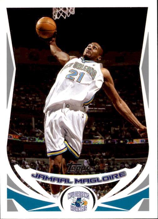 Jamaal Magloire 2004-05 Topps Card #195