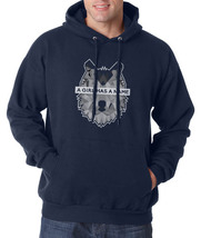A girl Has a name Arya Stark Game of Thrones | Unisex Hoodie S-3XL | NAVY - $31.00