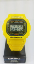 Casio G-Shock DW5600 RARE Yellow Limited Edition Vintage Divers Watch - $995.00