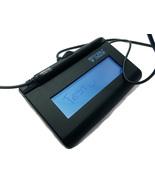 Topaz Systems Signature Pad 1x5 T-LBK462-BSB-R Bin:10 - $129.99