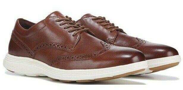 Hombre Cole Haan Original Grand Shortwing Woodbury Vestido Marfil Zapatos Hombre