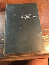 HARRY S. TRUMAN Autographed Book *Memoirs YEAR OF DECISIONS* Volume 1 1955 - $161.70