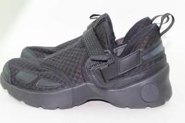 buy online 44944 9a156 Jordan Trunner Lx Men Size 8.0 Triple Black New Rare Basketball - $138.59