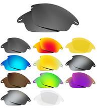Lentes de Repuesto para Oakley Fast Jacket Gafas Sol Antirasguños Varios Colores - $12.21