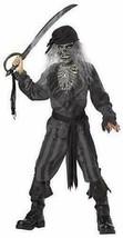 California Costume Ghost Ship Pirate Child Costume Asst Sizes #00285 Brand New - $15.99