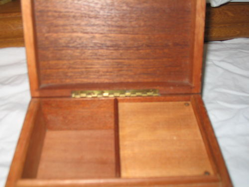 Reuge 22 Note Music Box  Swiss Sainte Croix Lucki Day