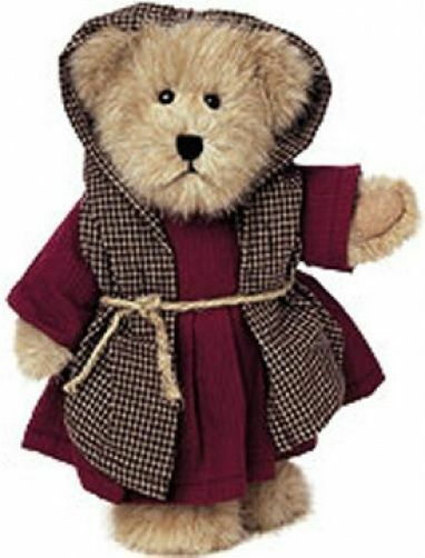 "Boyds Bears ""Mrs. Noah"" - 8"" Plush Bear - #568008 - NWT- 2002- Retired"