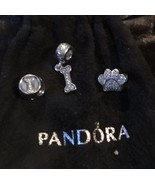 Authentic Pandora My Dog Charm Set - $116.88