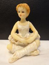 Dance Figurine 4 - $9.80
